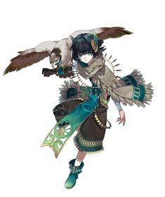 Game Character Design, Fantasy Character Design, Character Design References, Character Design Inspiration, Character Concept, Character Art, Fantasy Characters, Anime Characters, Arte Cyberpunk