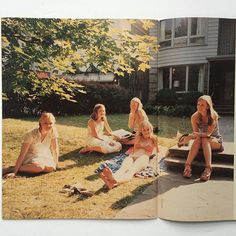 The Virgin Suicides by Corinne Day, IDEA books ltd 1999