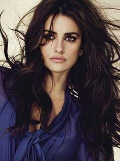 penelope cruz - Hair and makeup