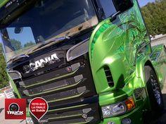 YETD 2012 FINALE : une compétition de supers héros    Pour les passionnés de super héros, le camion de Green Lantern en direct de Södertälje pour le plaisir des yeux ! Enjoy !
