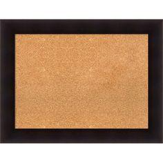 "Darby Home Co Hillandale Cork Bulletin Board Size: 26"" H x 34"" W x 0.88"" D"
