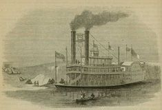 The first steam boat that was made and tested, was created by John Fitch in The idea of the use of steam power on boats came to him after the invention of the improved steam engine by James Watt. Alton Illinois, Utility Boat, Show Boat, Steam Boats, Cabin Cruiser, Beyond The Sea, Paddle Boat, Madison County, Small Boats