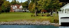 Skaneateles, NY. The Sisters of St. Francis and the Stella Maris Retreat Center...