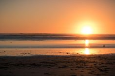 [OC] Sunset at Piha Beach New Zealand (5999x3999)
