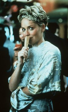 Sharon Stone in The Muse