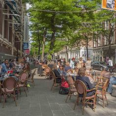 Witte de Withstraat | Rotterdam | The Netherlands A great area in Rotterdam to bar hop and have a night out