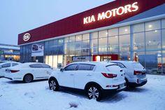Kia приостанавливает поставку своих машин в Россию. Исключением является Kia Rio, который производится в РФ.
