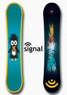 44c99d3e2b9 Snowboard Design for Signal Snowboard Design