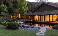 Golden Door Spa Resort in California