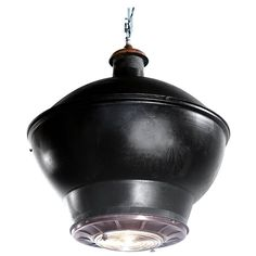 Large Rare Balloon Spot Light | From a unique collection of antique and modern chandeliers and pendants at…