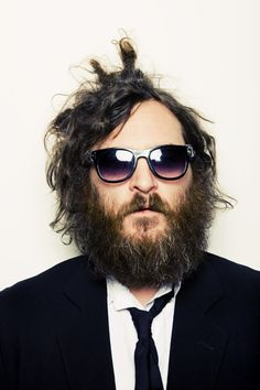 Joaquin Phoenix. Photo by Michael Muller.