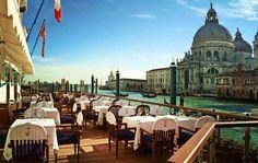 Gritti: Venezia vista dal tavolo 61
