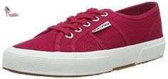 Superga  2750 COTU CLASSIC, chaussons d'intérieur mixte adulte 37,5 EU - Chaussures superga (*Partner-Link)