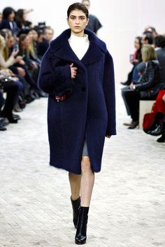 Céline Fall 2013 Ready-to-Wear Fashion Show - Marcele Dal Cortivo (OUI)