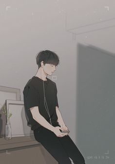 ✔ Cute Drawings Of Boys Character Design Cartoon Kunst, Anime Kunst, Cartoon Art, Vintage Cartoon, Jungkook Fanart, Kpop Fanart, Bts Jungkook, Jungkook Smile, Arte Indie