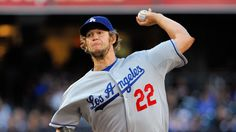 2016 NLCS -- Clayton Kershaw to start Game 2 for Los Angeles Dodgers