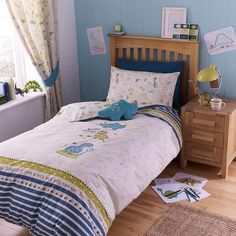 Roaring Dino Bed Linen Collection #dinosaurs #kids