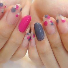 #dots #nails #nail #ayanails #laureanail .... #ラウレアネイル #ラウレア #ネイルサロン #ネイルアート #ネイル #表参道 #ネイルデザイン …