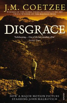 Image result for disgrace book