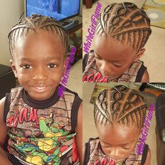 Est-ce que mon garçon a - Braided hairstyles - Little Boy Braids, Braids For Boys, Black Girl Braids, Boy Braids Hairstyles, Baby Boy Hairstyles, Hairdos, Boy Braid Styles, Hair Styles, Locs Styles
