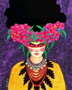 Take Over Canvas Wall Art by Hülya Özdemir Art And Illustration, Watercolor Illustration, Canvas Art Prints, Canvas Wall Art, Street Art, L'art Du Portrait, Portraits, Watercolor Artwork, Art Graphique