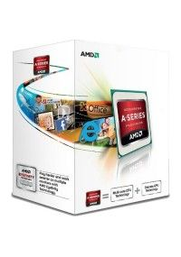 AMD A4 X2 6300 3.70GHz, 1MB , FM2