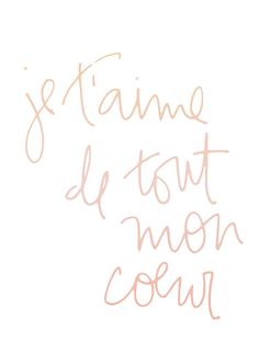 ~ français citation ~