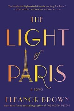 The Light of Paris by Eleanor Brown book cover