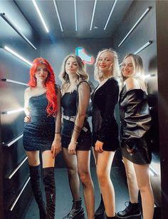 Son Luna, Powerpuff Girls, People Like, Tik Tok, Bff, Leather Skirt, Wattpad, Punk, Skirts