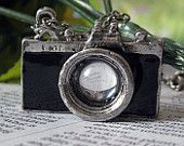 a necklace to express my love of photograpghy