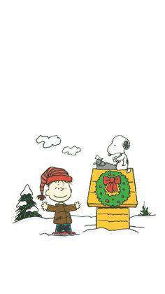 Linus and Snoopy Christmas