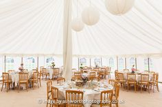 Tradition pole Marquee
