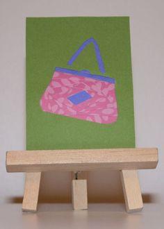 Purse | Iris Folding | August 2009