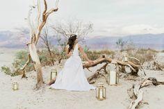 desert wedding floravere bride