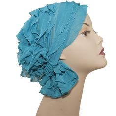 Chemo Beanies: Stylish Head Coveriings For Women With Cancer    ---  from InventorSpot.com --- for the coolest new products and wackiest inventions.