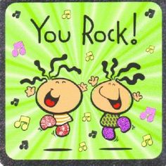 You rock! ~ Thanks to all my followers.  ...