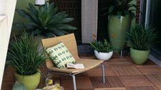 Homelife - How To Give Your Courtyard A Makeover