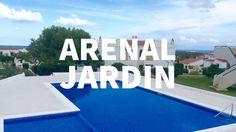 Apartamentos Arenal Jardin en Arenal d'en Castell, Menorca, España. Visi...