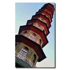 #ThePagoda: an iconic and beautiful structure.