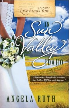 Angela Ruth - Love Finds You in Sun Valley, Idaho / #awordfromJoJo #CleanRomance #ChristianFiction #AngelaRuth
