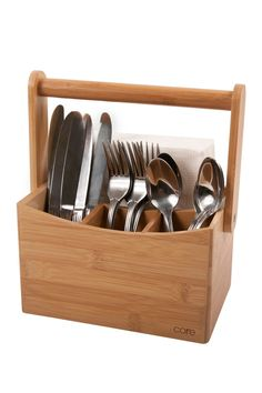 Core Home | Classic Cutlery Holder - Natural | HauteLook