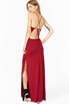 Love Ballad Maxi Dress