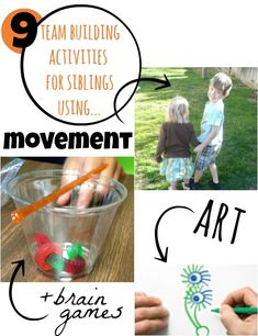 9 Team Building Activities For Kids