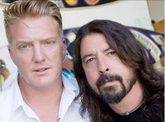 Josh Homme - Dave Grohl