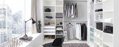 Walk-in-closet - Kvik.dk