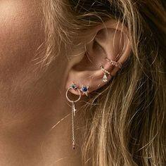 ⚡️ Izzy earrings ⚡️#ruegembon