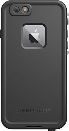"""LifeProof Fre Series WaterProof Case for iPhone 6 Plus & iPhone 6S Plus (5.5"""" Only) - Non-Retail Packaging  https://topcellulardeals.com/product/lifeproof-fre-series-waterproof-case-for-iphone-6-plus-iphone-6s-plus-5-5-only-non-retail-packaging/  Compatible with BOTH iPhone 6 Plus & iPhone 6S PLUS ONLY. This product will not fit for iPhone 6/6s 4.7″. FRĒ: Built-in scratch protector is virtually invisible to the eye and touch; full access to buttons and controls"""