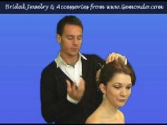 How do you wear a fascinator?  The British would know as fascinators are popular at the races like Ascot. Well, if you've got 9 minutes or so to spare and love hearing British accents, then watch this video on how to wear a fascinator from Gemondo.
