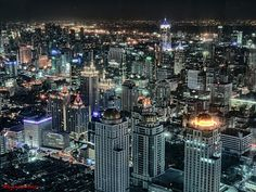 Bangkok from 74th by Bash Pics, via Flickr