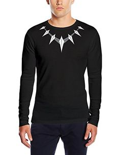 Decrum Superhero Black Panther T Shirts And Hoodies For Men And Women Mask and Necklace Logo Merchandise